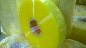 Băng dính trong vàng chanh tại Hà Nội-Băng dính OPP dán thùng