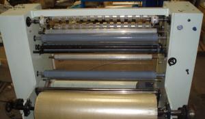Máy phân cuộn băng dính