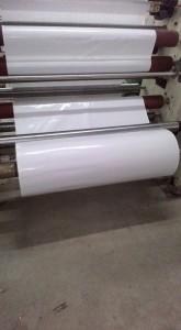 Máy phân cuộn băng dính hai mặt