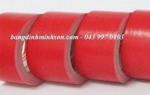Băng dính vải đỏ chất lượng