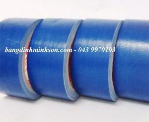 Băng dính vải xanh dương