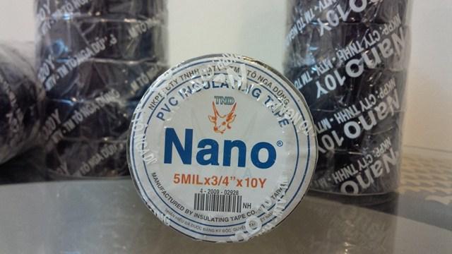 Băng dính cách điện Nano TND loại 10Y