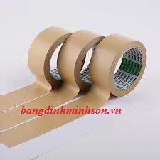 Băng dính giấy nâu