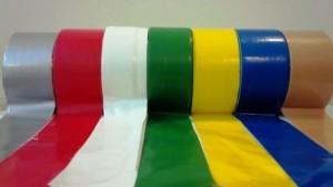Băng dính vải nhiều màu