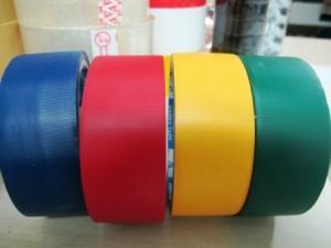 Băng dính băng keo vải màu