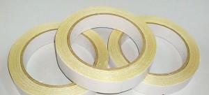 Băng dính hai mặt vàng dầu  (2 mặt)