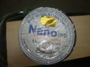 Băng dính điện Nano TND 30Y