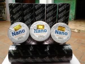 Băng dính điện Nano đen