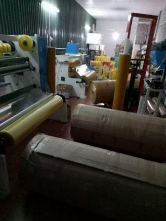 Nguyên liệu sản xuất băng dính