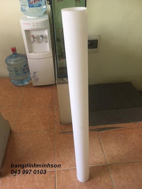 Ống nhựa HDPE - Băng dính dùng lõi nhựa