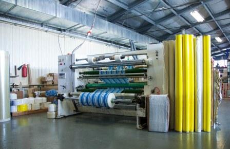 Công nghệ sản xuất hàng đầu in logo lên băng dính