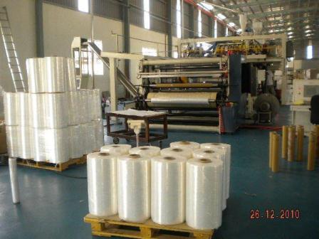 Xưởng sản xuất PE Màng Pe khổ 50 cm