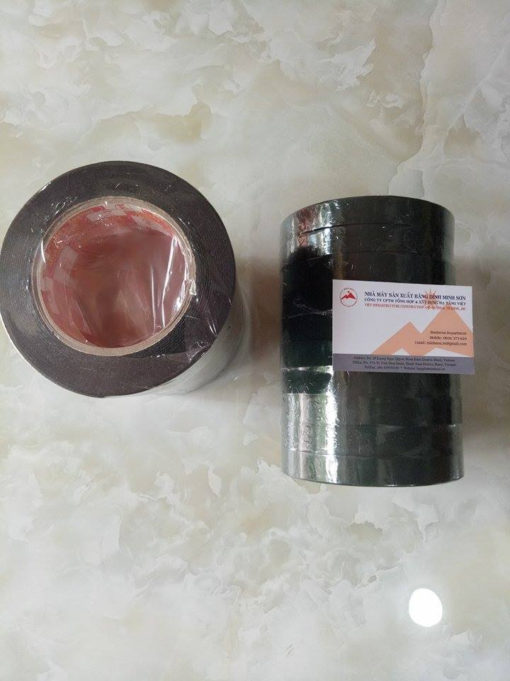 Băng dính xốp sản xuất tại Minh Sơn