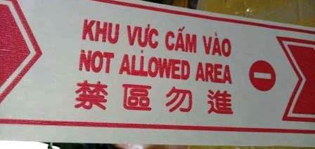 Băng rào cảnh báo