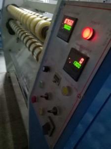 Chuyển nhượng hệ thống máy sản xuất băng dính