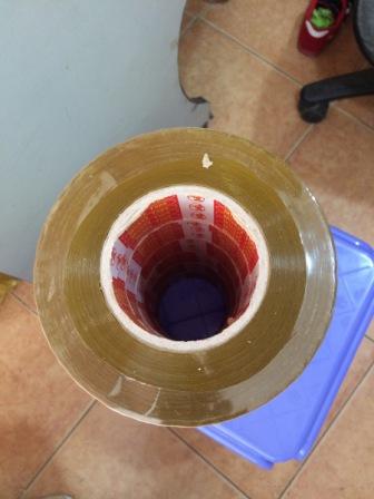 Băng dính đục lõi giấy tại Hà Nội