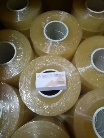 Băng dính trong lõi nhựa tại Hà Nội