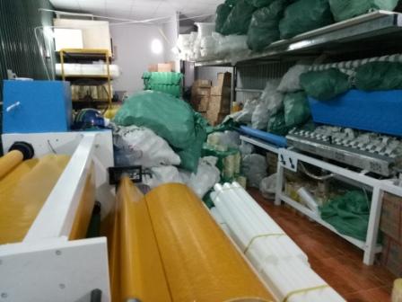 Máy sản xuất băng dính công nghệ cao