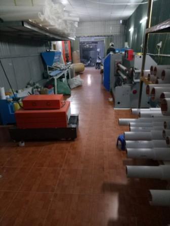 Xưởng sản xuất băng dính
