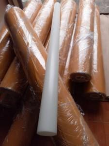 Ống nhựa trong sản xuất băng dính băng keo