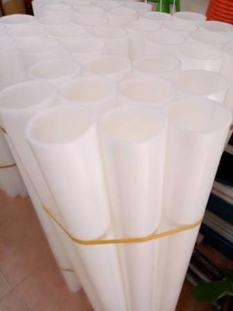 Ống nhựa là m trục cắt tại băng dính Minh Sơn