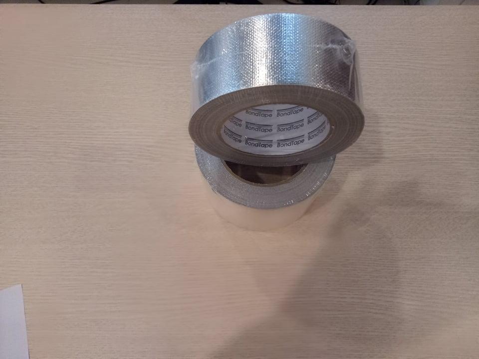 Băng dính bạc sợi thủy tinh Minh Sơn