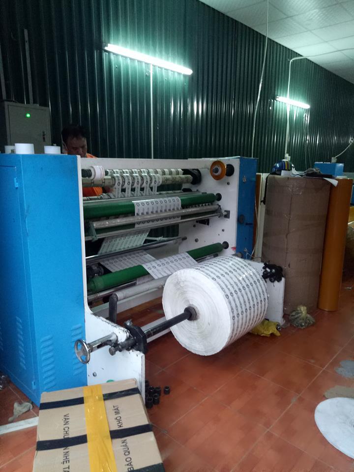 Máy móc sản xuất băng dính chất lượng cao
