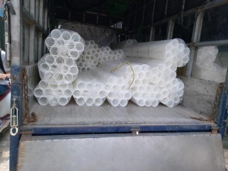 Ống nhựa băng dính 1280m x 500m