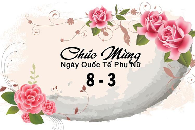 Băng dính Minh Sơn chúc mừng ngày phụ nữ  08/0